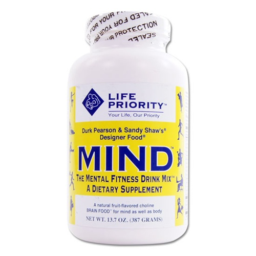 Mind Nutritional Supplement from Life Priority Inc.