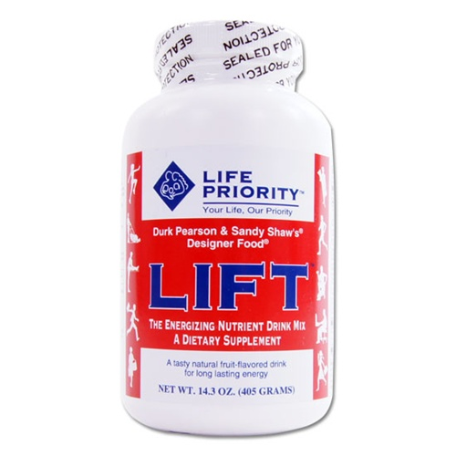 Lift Nutritional Supplement from Life Priority Inc.